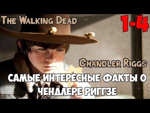 The Walking Dead - The Walking Dead - Факты об актерах TWD - Чендлер Риггз