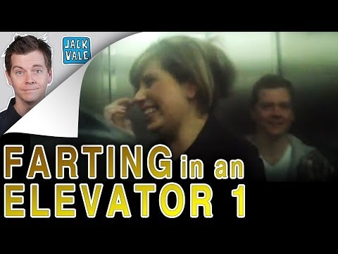 FARTING IN AN ELEVATOR 1