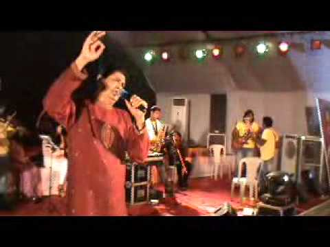 ROCKY MUSICAL NITE TARI AANKH NO AFINI BY ROCKY  MOB. NO  098254...