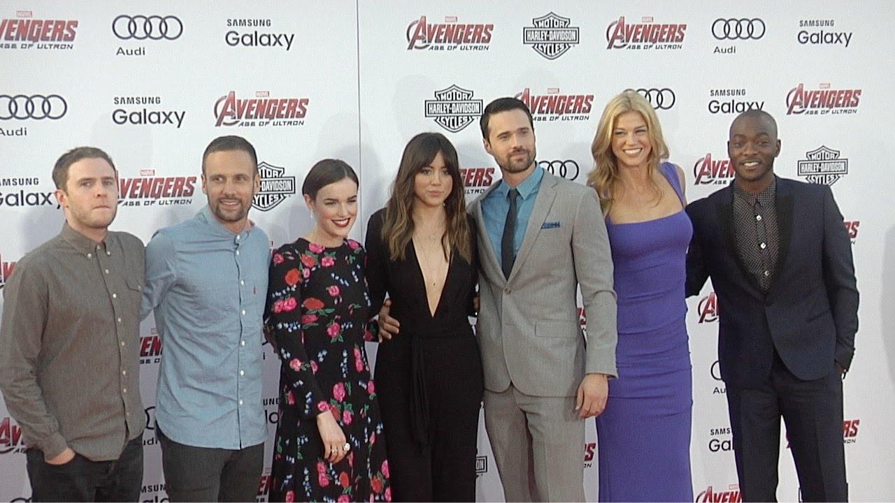 Avenger Age of Ultron Cast Cast Avengers Age of