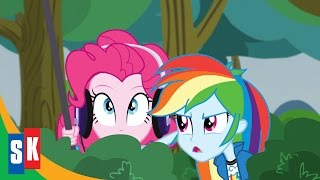 My Little Pony: Equestria Girls - Friendship Games (2015) Pinkie Spy