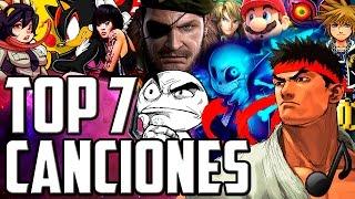 Las 7 Mejores Canciones En Los Videojuegos