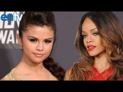 Selena Gomez, Rihanna and Celebs Offer Prayers For Boston - ENTV