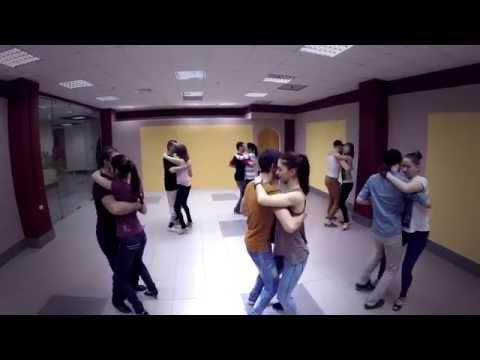Кизомба / выпускная связка (начинающие) / Dance Center