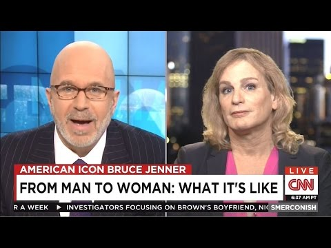 Bruce Jenner's Gender Transition   Zoey Tur Talks About Transgender   Cnn