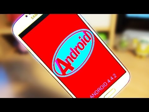 How To Upgrade   Install Android 4.4 Kitkat On Samsung Galaxy S4 Easily video