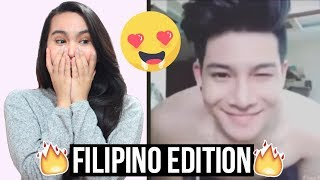 DON'T JUDGE ME CHALLENGE FILIPINO EDITION REACTION | PDNAN