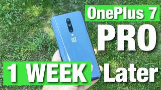 OnePlus 7 Pro 1 Week Later