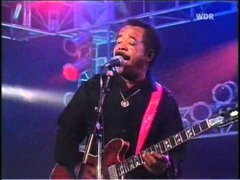Great soul-blues by Jimmy Johnson (1994)