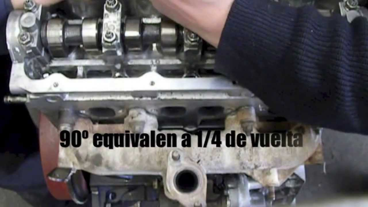 Apretar Culata Volkswagen 1 9tdi Youtube