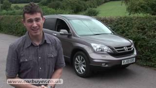 Honda CR-V 2007 - 2012 review - CarBuyer