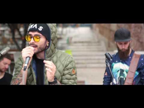 ByeAlex és A Slepp - Valami Van A Levegőben (for Halott Pénz Cover) | #cokestream