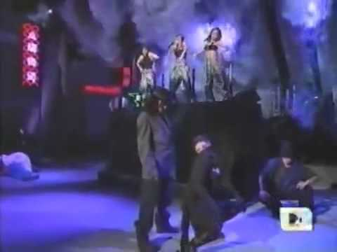 TLC   Waterfalls Live @ MTV Movie Awards 1995