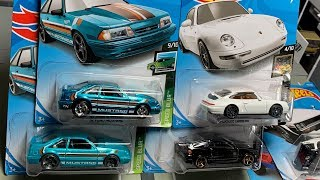 Lamley Super Showcase: Hot Wheels '92 Mustang Super Treasure Hunt & 2019 G Case Highlights