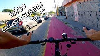 #08 COMO IR AO TRABALHO DE BIKE | DIÁRIO CICLISTA URBANO