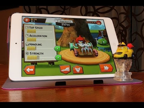 Angry Birds Go! App & Telepods Review