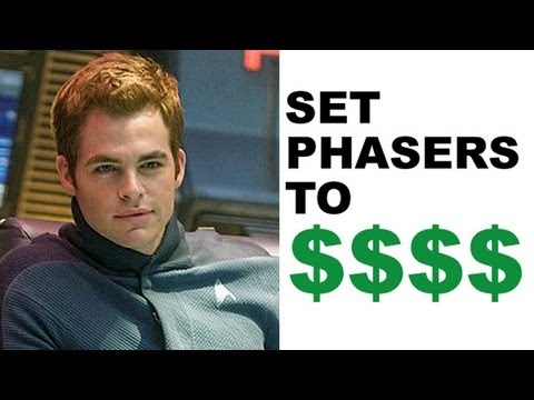 Star Trek 2 2013 - Chris Pine Salary Disclosed! : Beyond The Trailer