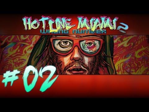 Hotline Miami 2: Wrong Number | Ragethrough #02