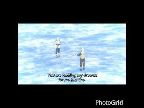 Tsunade & Dan reunite.
