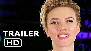 GHOST IN THE SHELL International Trailer (2017) Scarlett Johansson Sci Fi Movie HD