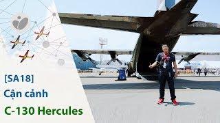 [SA2018] C-130 Hercules: dòng máy bay vận tải hơn 50 năm tuổi vẫn được sản xuất | Xe.tinhte.vn