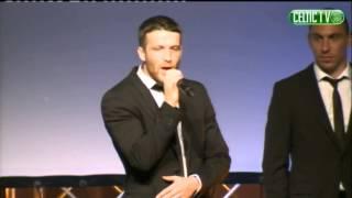 Celtic FC - Adam Matthews Sings
