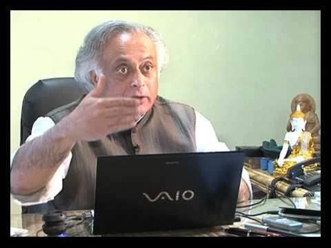 Jairam Ramesh on Congress's 2014 election campaign