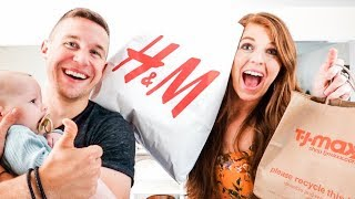 MASSIVE Shopping Spree & Try On!