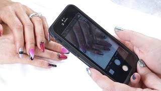 How to Take Better Pictures of Nail Art with a Phone