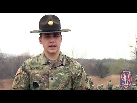 Drill Sergeant Training