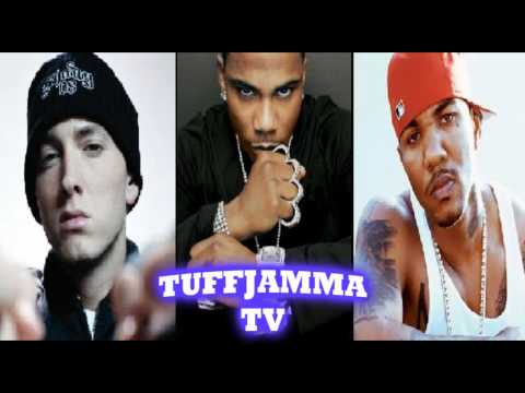 Ke$ha - Tik Tok ( ft Eminem, Nelly & The Game ) Remix ( HD )