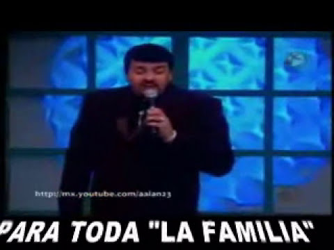 OMAR ALONSO 2 COMEDIANTES MEXICANOS