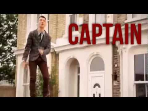 Frankmusik - Captain (Lyric Video)