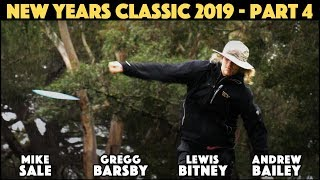 2019 New Years Classic - Part 4 - Bailey, Barsby, Bitney, Sale