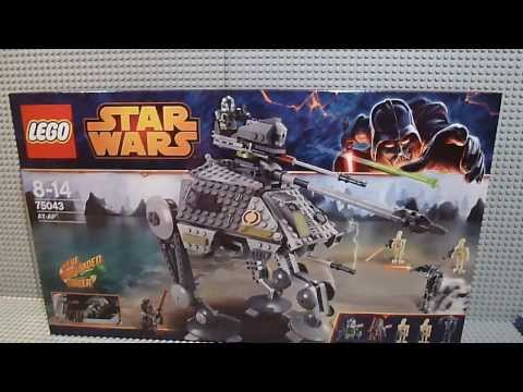 Lego Star Wars Review AT-AP 75043