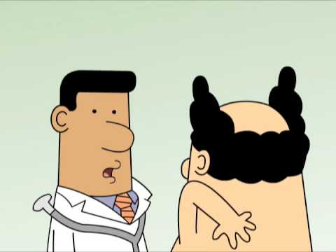 Dilbert: Three Pillars and Manager s Elbow Video