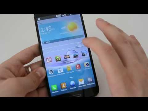LG Optimus G Pro. video anteprima da TuttoAndroid.net