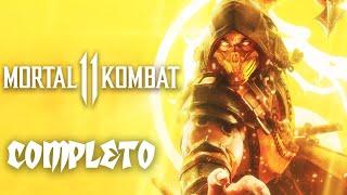 Mortal Kombat 11 - Modo História Completo Todos os Finais [Dublado PT-BR]