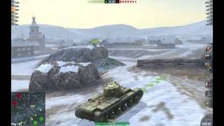World Of Tanks Blitz KV1  Game Game Play and Heavy Tank Tips
