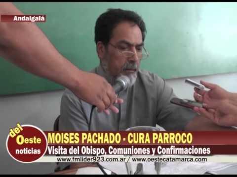 MOISES PACHADO - CURA PARROCO