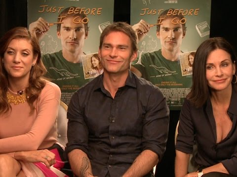 Kate Walsh, Seann William Scott and Courtney Cox