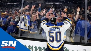 Why Jordan Binnington's Stanley Cup Party Ranks Top 5 In NHL History | Good Show