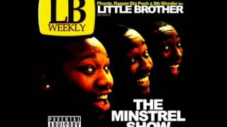 Little Brother - Not Enough Prod. 9th Wonder