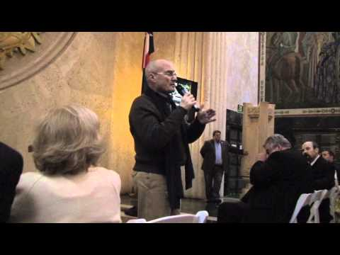 Phil Collins:  Dallas Historical Society, No Jacket Required Story