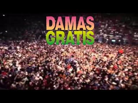 DAMAS GRATIS 10 AÑOS DE ORO CD ENTERO COMPLETO - VAMOS LOS PIBES !!!