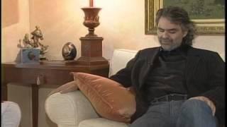 Entrevista Al Tenor Andrea Bocelli 7 Estrellas