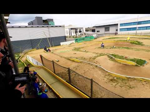 1:8 RC Buggy Offroad Team Langenthal Club Race 2015 Last Round Great Fight For The Win GoPro Headcam