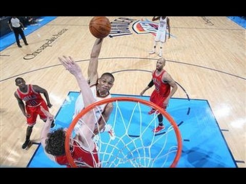 Russell Westbrook's Top Ten Plays of 2011-2012