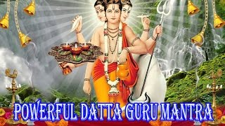 Powerful Datta Guru Mantra | Problem Solving Chant | Original Version