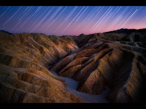 How To Photograph Star Trails - And Post Process Them